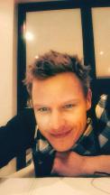 Live Tweet selfie - tweeted by @MrChrisEgan