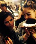 Shivani and Roxanne are excited about season 2 (or not?) (tweeted by @Roxanne_Mckee)